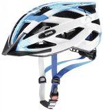 uvex air wing Fahrradhelm - blue white