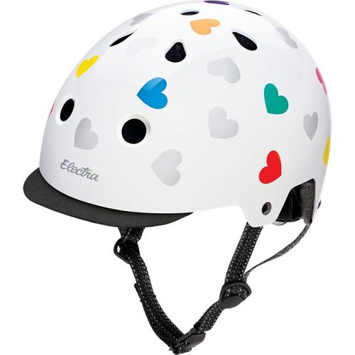 Electra Bike und Skate Helm  Heartchya  Solid Color Helmet