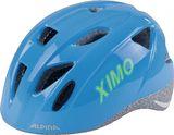 Alpina Ximo Kinder Fahrradhelm - blue