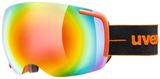 uvex big 40 FM Skibrille - orange mat / L40