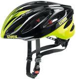 uvex boss race Rennradhelm - black neon yellow