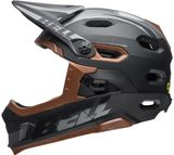 Bell Super DH MIPS Downhill-Helm - mat black/gum