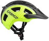 CASCO MTB.E Fahrradhelm - black neon yellow