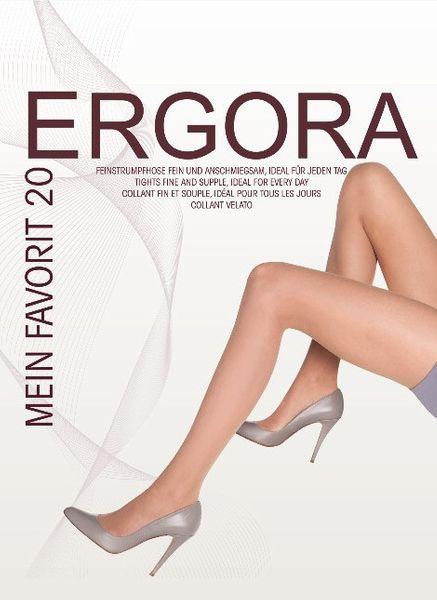 ERGORA Mein Favorit 20 Feinstrumpfhose