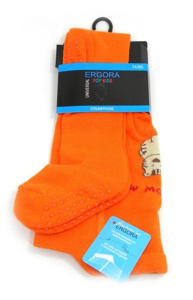 ERGORA Krabbelstrumpfhose | orange