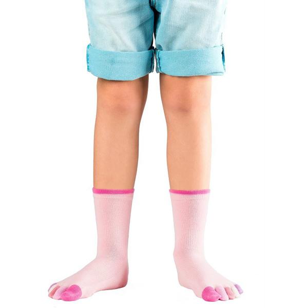 KNITIDO kids Rainbow Moods ABS | Pinky