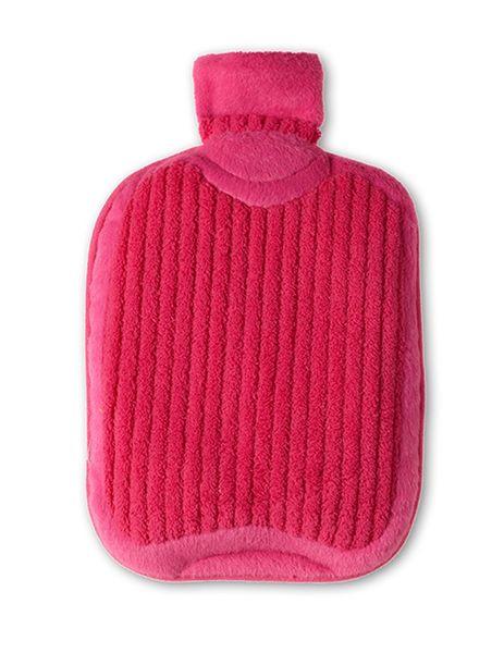 Körner-Wärmflasche | pink