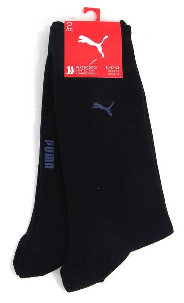 PUMA Men Classic Socks 2p | navy