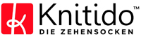 KNITIDO Everyday Essentials Sneaker kurze Baumwoll-Zehensocken navy
