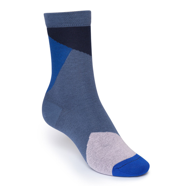 "Thokk Thokk Socken aus Bio Baumwolle Fairtrade ""Fraction"""