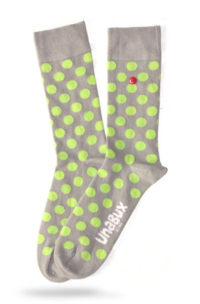 Unabux GREY LIME Punkte