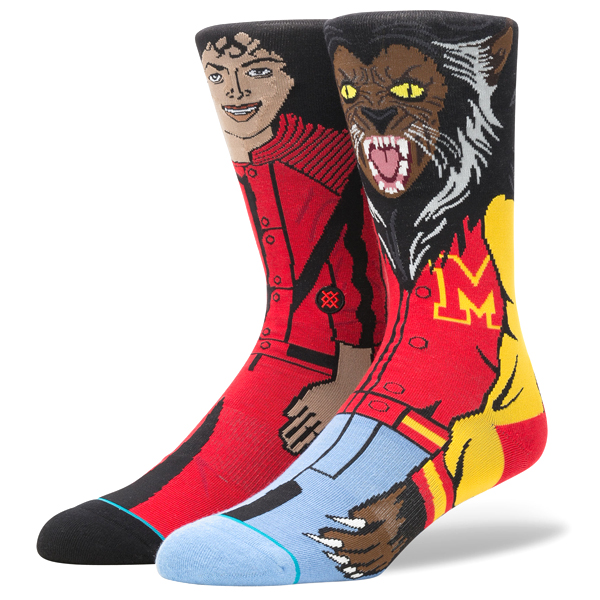 Stance Michael Jackson Socken Thriller Limited Edition