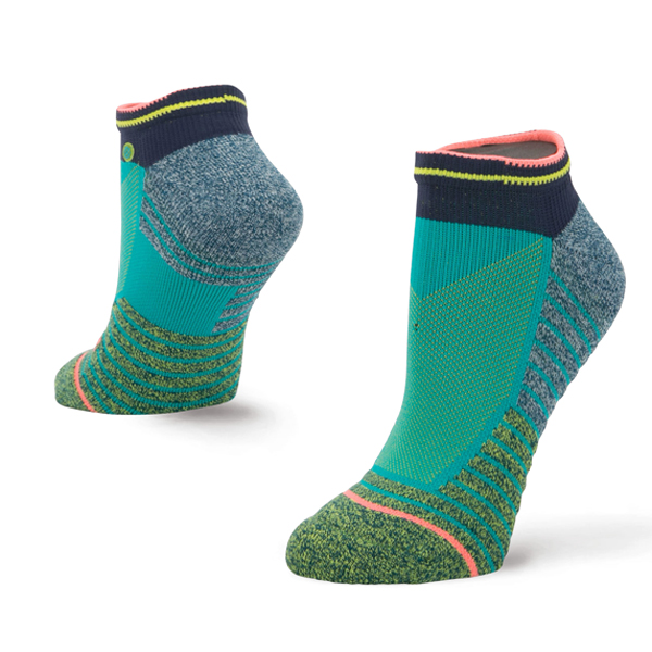 Stance Fusion Athletic Reflex Low Socken Sportsneakers