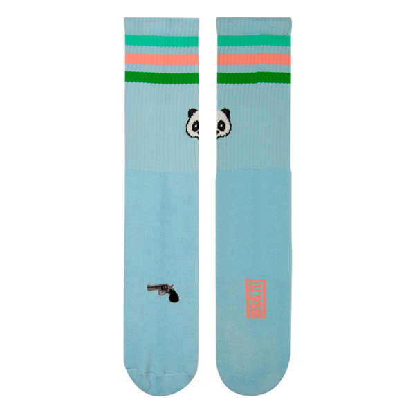 Raw Sox RSX LTD Emoji Strypes II Socken