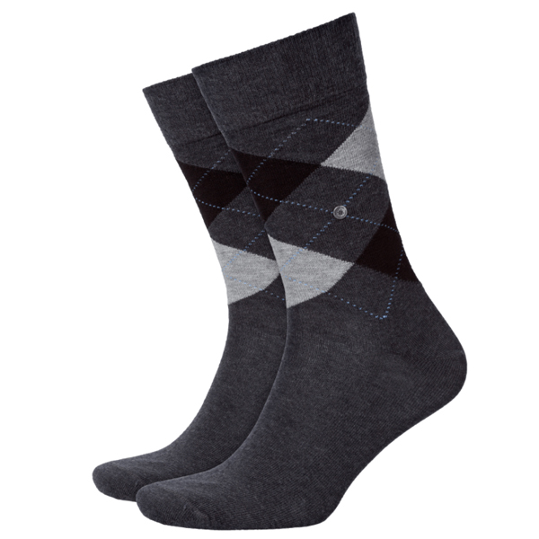 Burlington King Herren Socken Farbe 3081