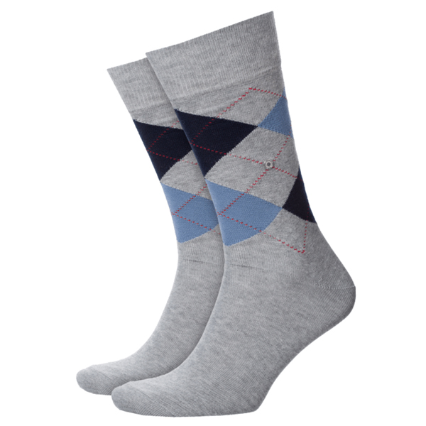 Burlington King Herren Socken Farbe 3400