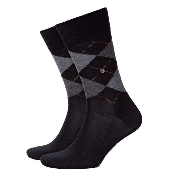 Burlington Edinburgh Herren Socken Farbe 3000