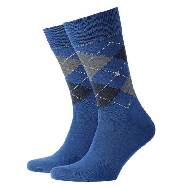 Burlington Edinburgh Herren Socken Farbe 6051