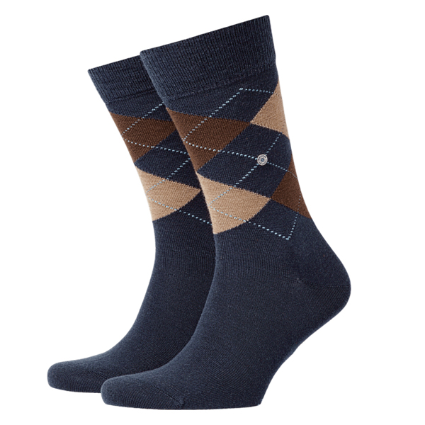 Burlington Edinburgh Herren Socken Farbe 6143 40-46