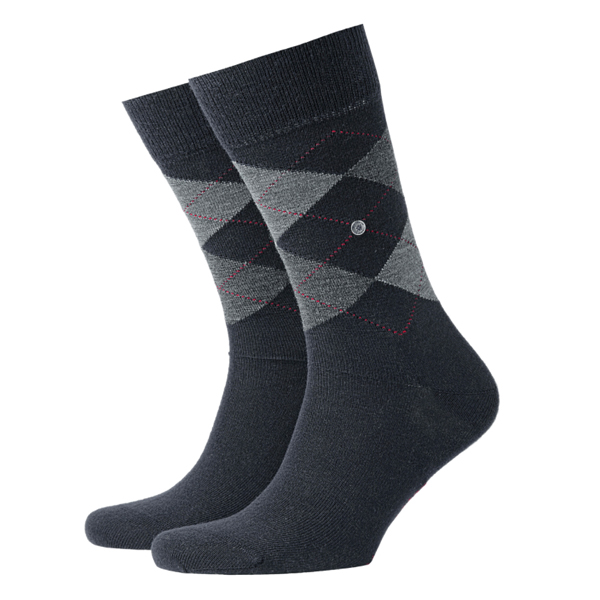 Burlington Edinburgh Herren Socken Farbe 6377