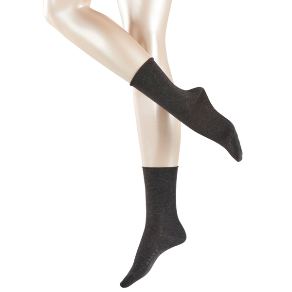 FALKE Active Breeze Damen Socke Lyocell-Faser anthrazit