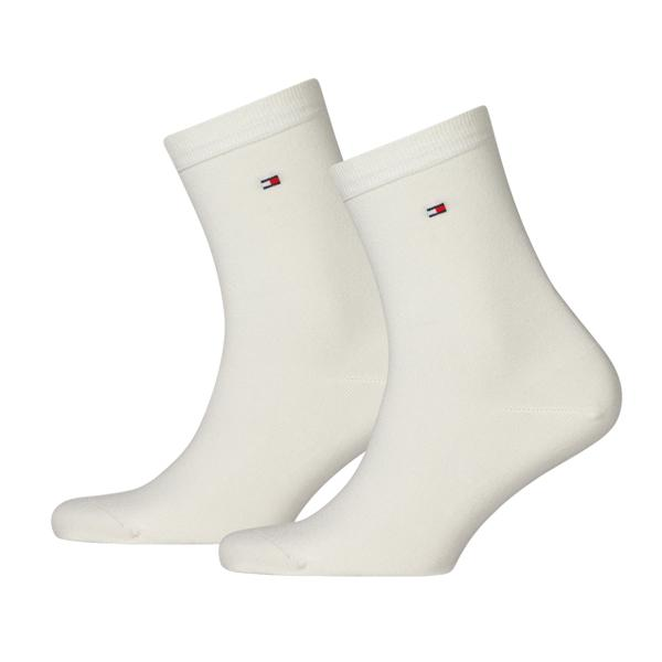 Tommy Hilfiger WOMEN Damen Socken off white 6 Paar
