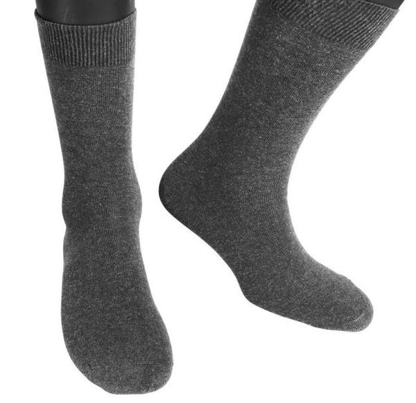 Camano Cotton Socken anthrazit 9 Paar