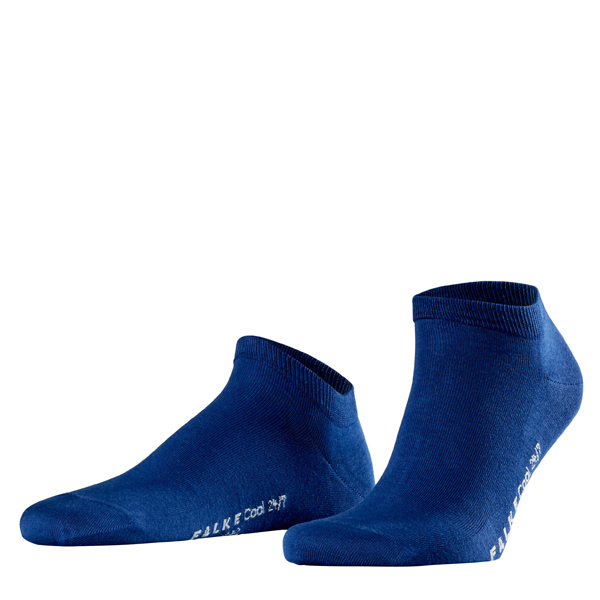 Falke Cool 24/7 Herren Sneakersocken royalblau
