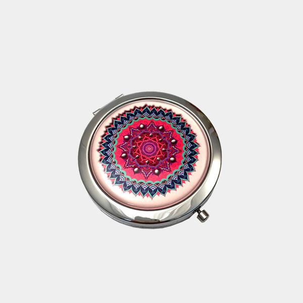 Taschenspiegel Mandala