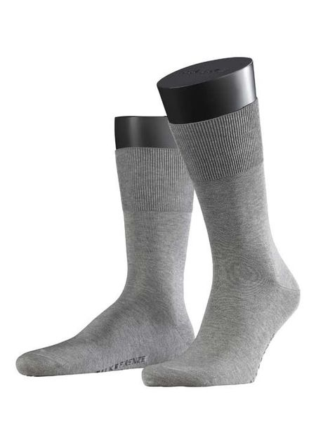 FALKE Firenze | light grey melange