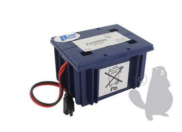 Starterbatterie 12V 2,5Ah Quadr. Version