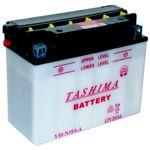 Bleisäure Batterie 12V 20Ah Pluspol rechts für Rasentraktor, Motorrad