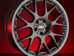 BBS und Unplugged Performance 21 Zoll Felgen Set für Tesla Model S 001