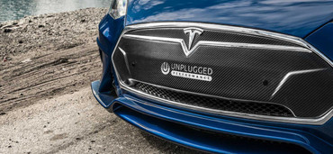 Unplugged Performance PU Flagship Frontschürze für Tesla Model S – Bild 9