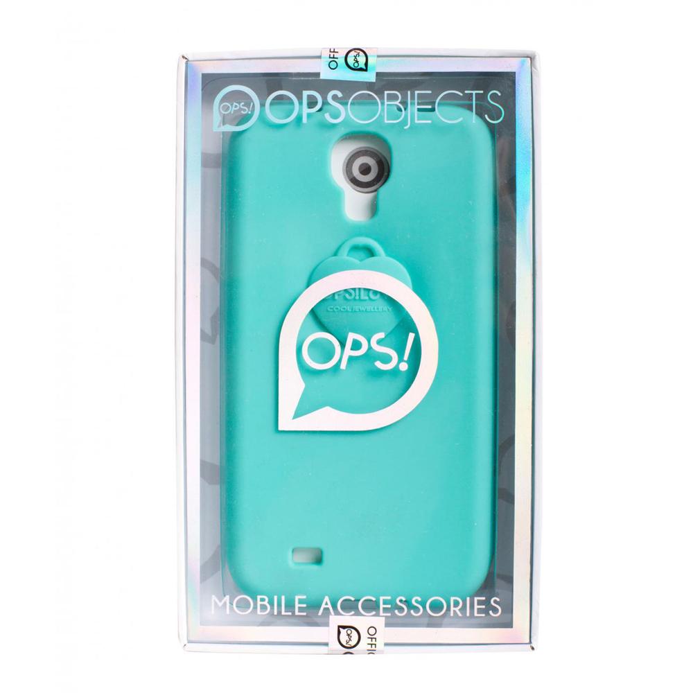OPSOBJECTS · OPS!LOVE COVER Samsung Galaxy S4 · Soft-Touch Design-Handycover | Handyschale | Handyhülle | Silikonhülle | Case | Displayschutzfolie · rosa pink – Bild 3