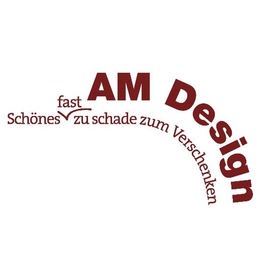 AM-Design · Glas-Metall-Christbaum 50cm · silber – Bild 2