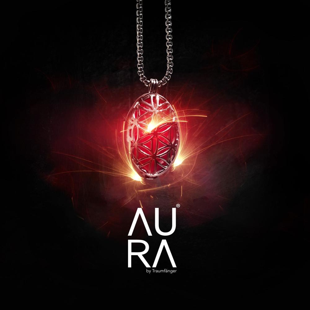 AURA · Damen-Amulett-Kettenanhänger Lebensbaum L 4cm – Bild 8