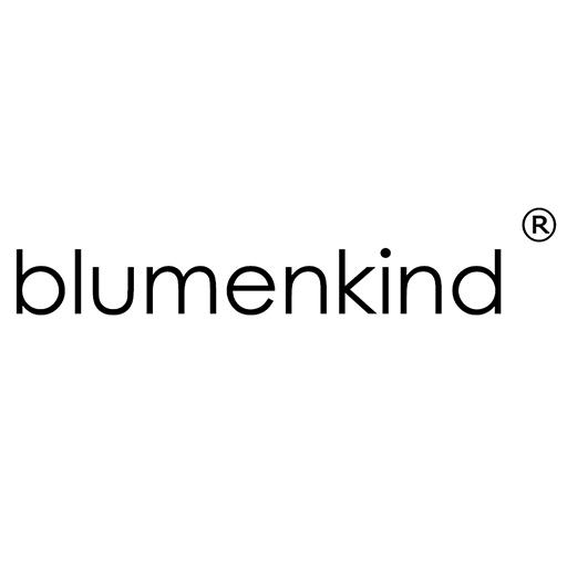 blumenkind Damen-Schultertasche 47cm – Bild 3