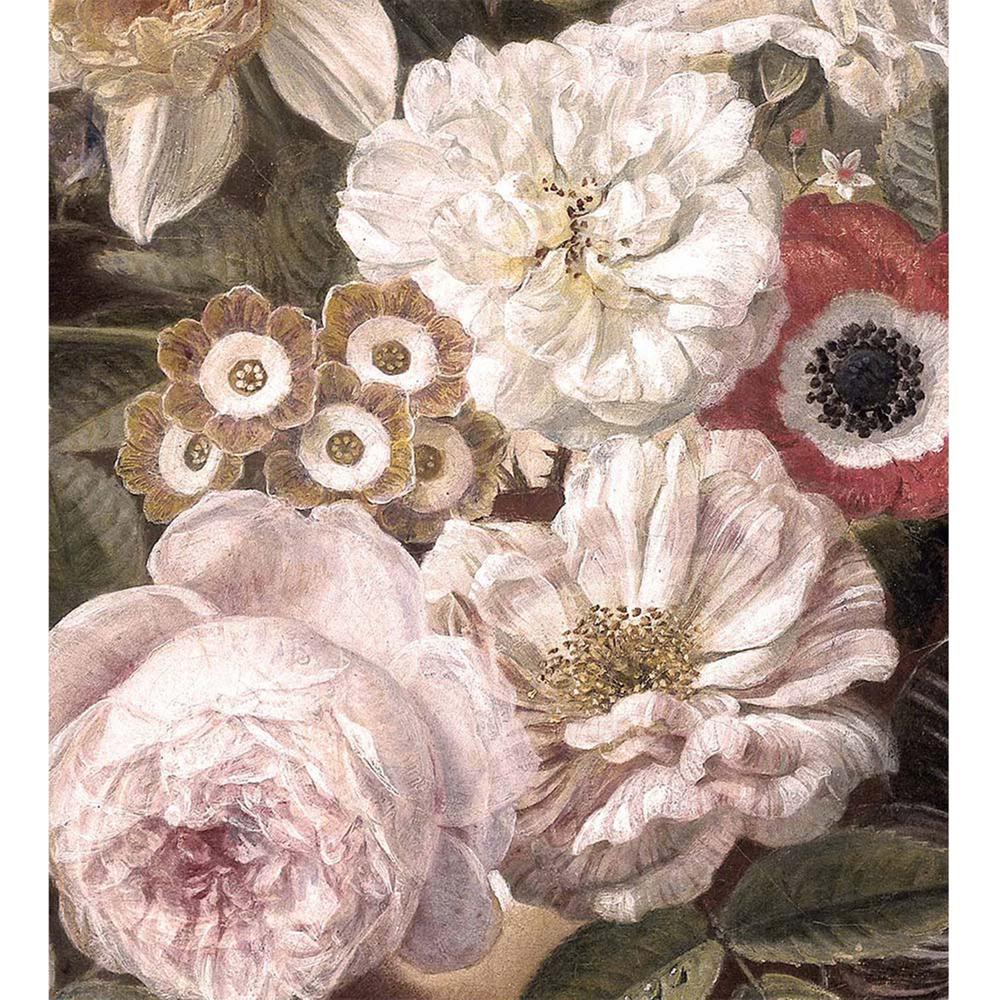 HOME SOCIETY. Wand-Dekoration Poppy 180x200cm rose