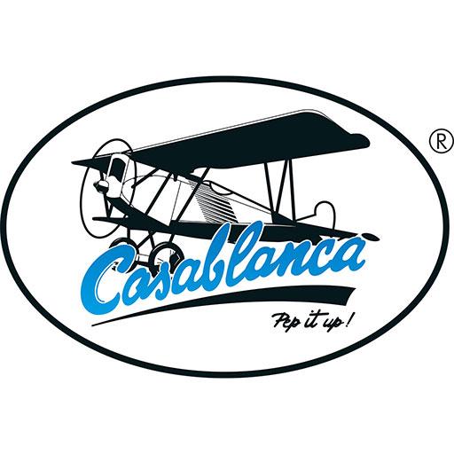 Casablanca Zierschmuck-Figur Engel Betty 10cm rot-silber – Bild 5