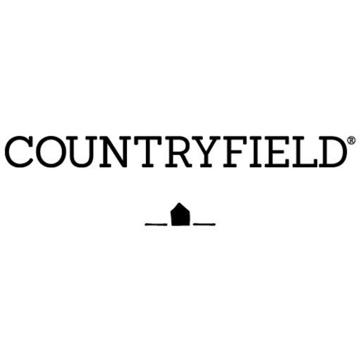 Countryfield Weihnachtshänger Schneeflocke JALIYAH M 20cm gold transparent – Bild 2