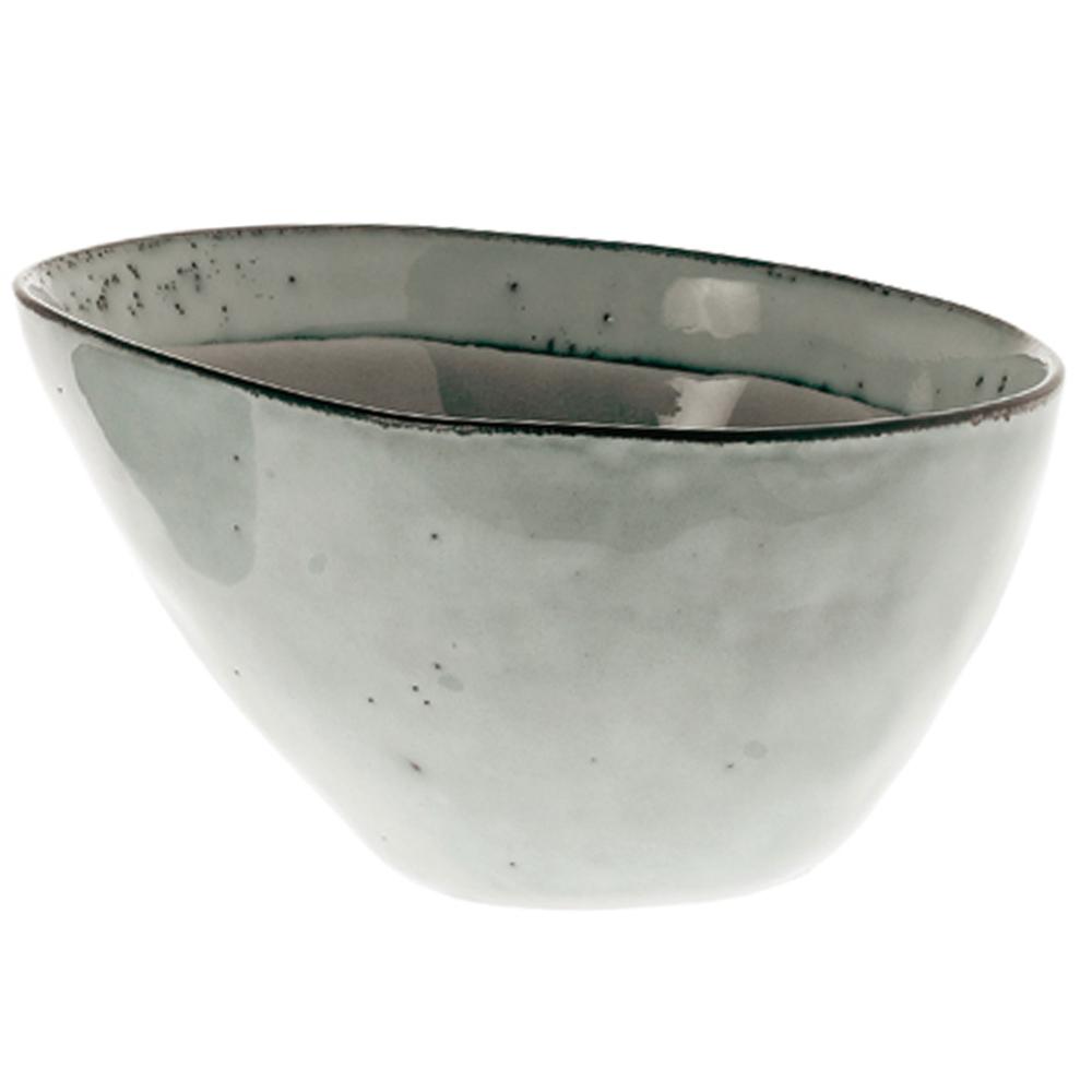 Riverdale Schale Suppenschale Müslischale Metz grau blau – Bild 2