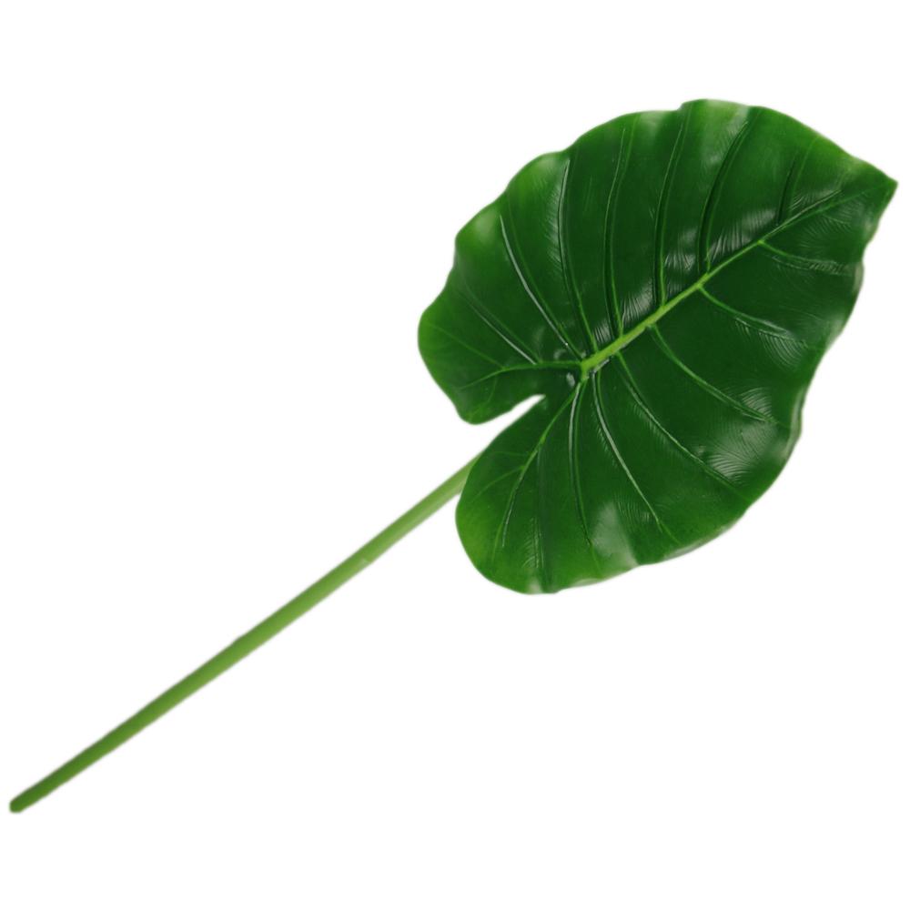 AM-Design Kunstpflanze Philoblatt 28cm Grün