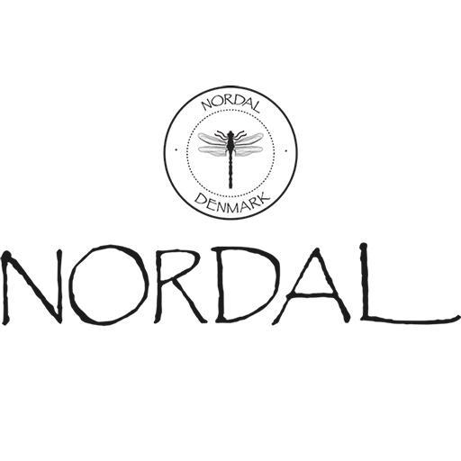 NORDAL Tischläufer Seegras 150cm Natur Weiß – Bild 2