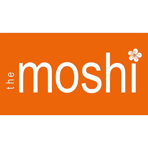 theMoshi Feder-Ohrhänger Esther 15cm rosa – Bild 2