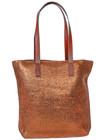 theMoshi Shopper Schultertasche Miami 36cm bronze 001