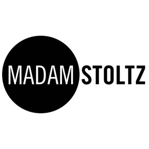 MADAM STOLTZ Jute-Möbelknopf 4cm Rot – Bild 2