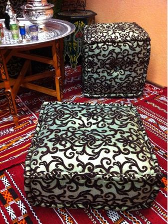 Oriental Fabric Seat Cushion Orient (5) – image 3