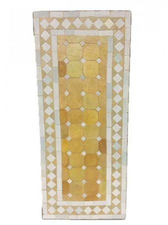 Mosaic console Ayman Nature/White – image 2