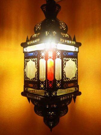 Oriental Ceiling Lamp Ayam – image 1